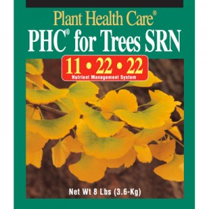 Plant health care makes some very nice products for tree fertilizing